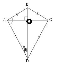 cara menghitung luas layang layang