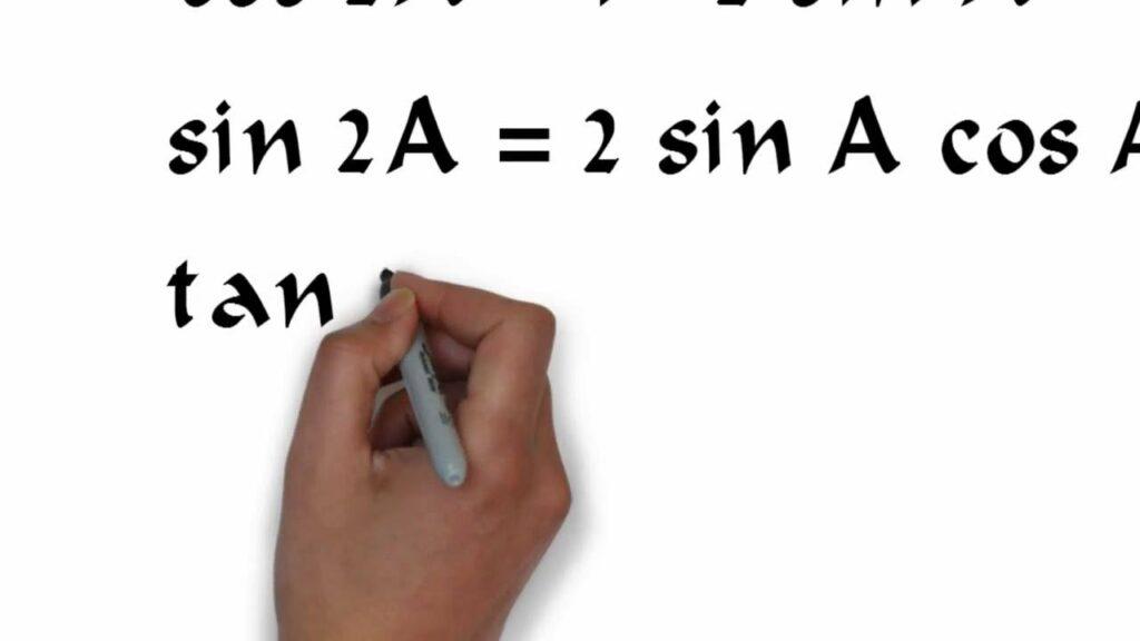 cara menyelesaikan soal rumus trigonometri