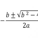 Materi persamaan kuadrat dan contoh soalnya