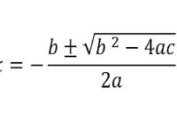 fungsi persamaan kuadrata