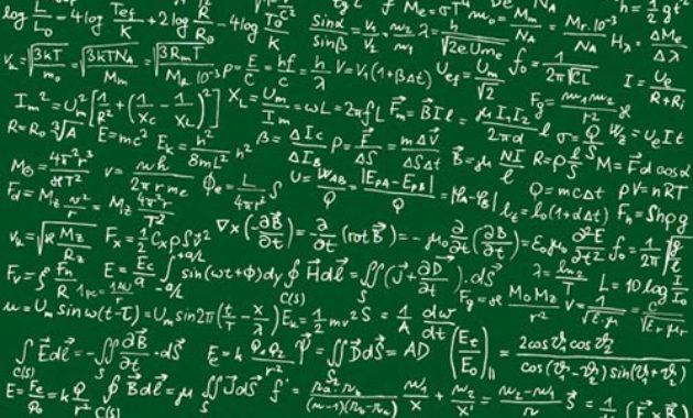 rumus matematika SD