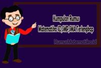 Kumpulan Rumus Matematika SD,SMP,SMA