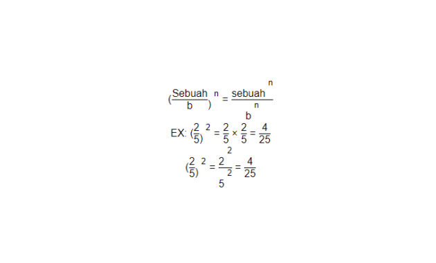 eksponen 3