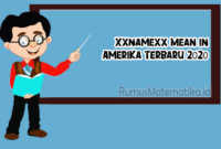 Xxnamexx Mean in Amerika Terbaru 2020