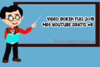 video bokeh full 2018 mp3 youtube gratis #8