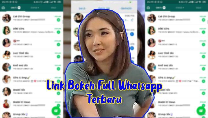 link bokeh full whatsapp 2020