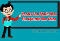 Yandex Com Bokeh Video Full Apk 2019 Blue China