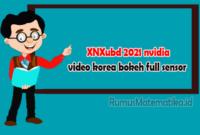 xnxubd 2021 nvidia video korea bokeh full sensor
